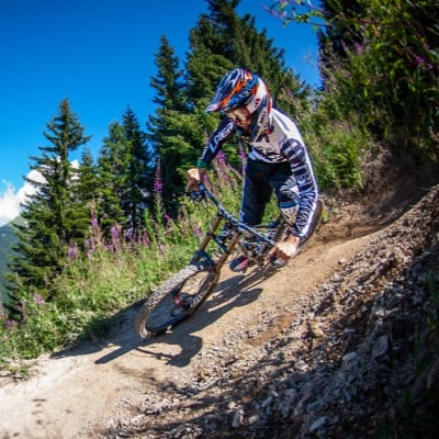 Win a chalet holiday in Morzine with Drift Riding